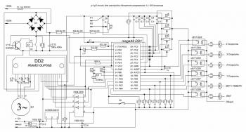 Частотный преобразователь на 220 вольт своими руками