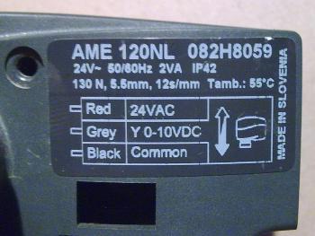 Danfoss AME 120 NL