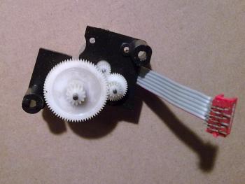 Механизм электропривода