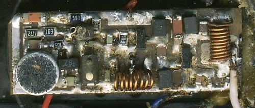 Транзистор Жучок своими руками