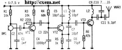 Радиошпион РМ с удвоением частоты на 470 мГц В условиях городской пересеченной местности и при наличии различных...