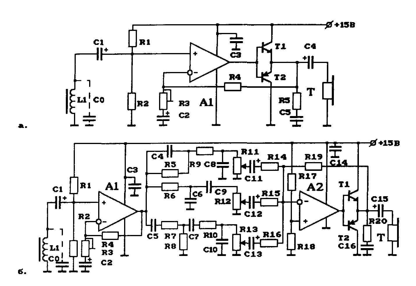 жучки, жучок, передатчик, прослушка, прослушка жучки, схема передатчика, радио передатчик, радиопередатчик...