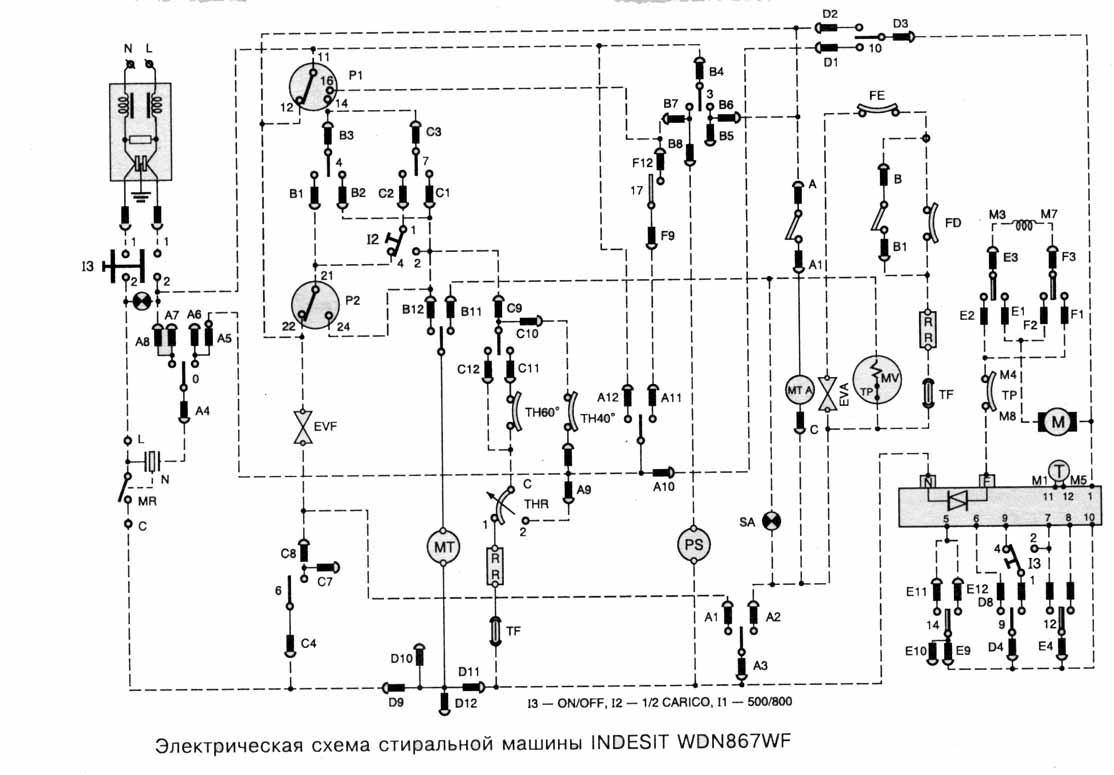 Инструкция Стиральной Машины Индезит Ws84tx