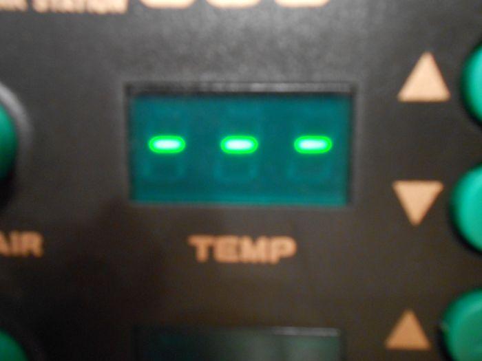 режим компрессор работает,