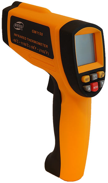 Инфракрасный термометр GM1150