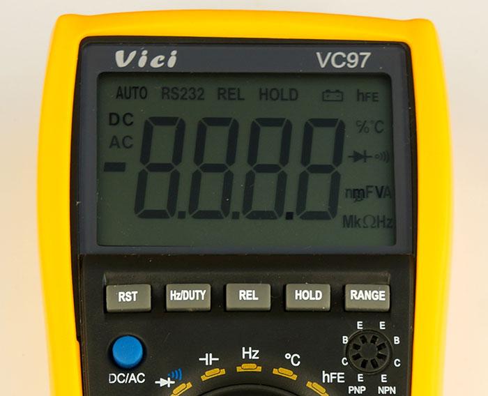 Экран Vici VC97