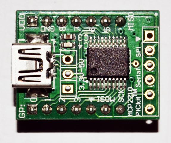 MCP2210 Breakout Module
