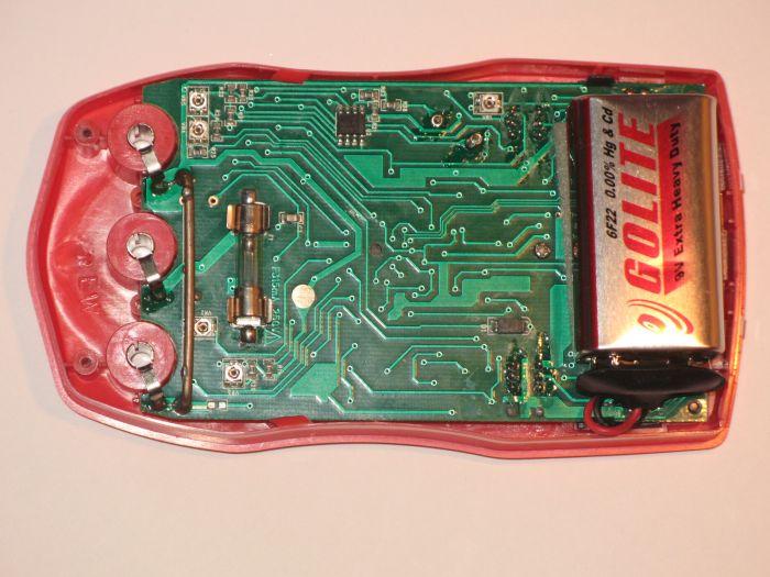 Мультиметр ut33b схема
