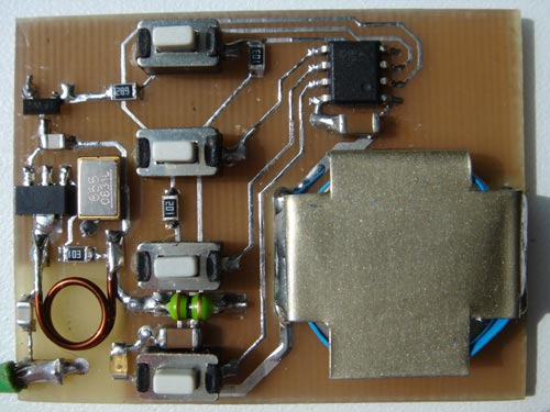 Модуль передатчика