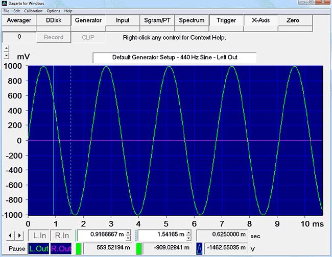 Генератор сигналов скачать программу