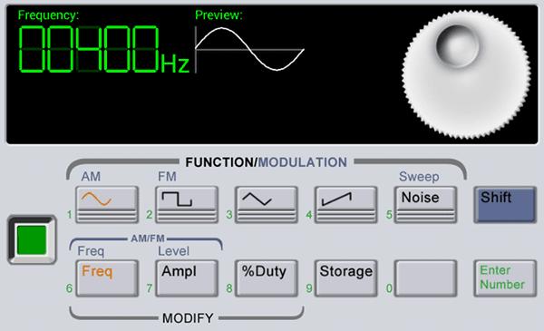 Программу генератор сигналов на андроид