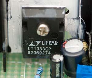 Стабилизатор напряжения LT1083