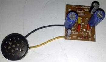 УНЧ на маломощных транзисторах
