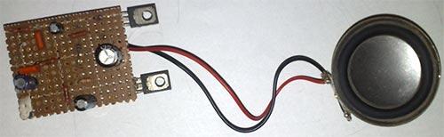 УНЧ на транзисторах