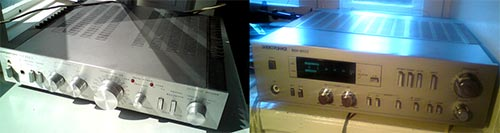 Амфитон 202 и Электроника 50У-017