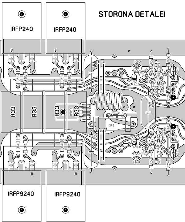 Катушка индуктивности изготавливается из медного обмоточного провода намотанного на оправке 6…8 мм и содержит...