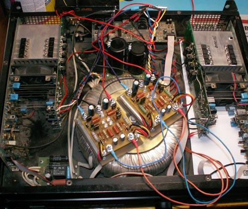 усилитель Park Audio VX900