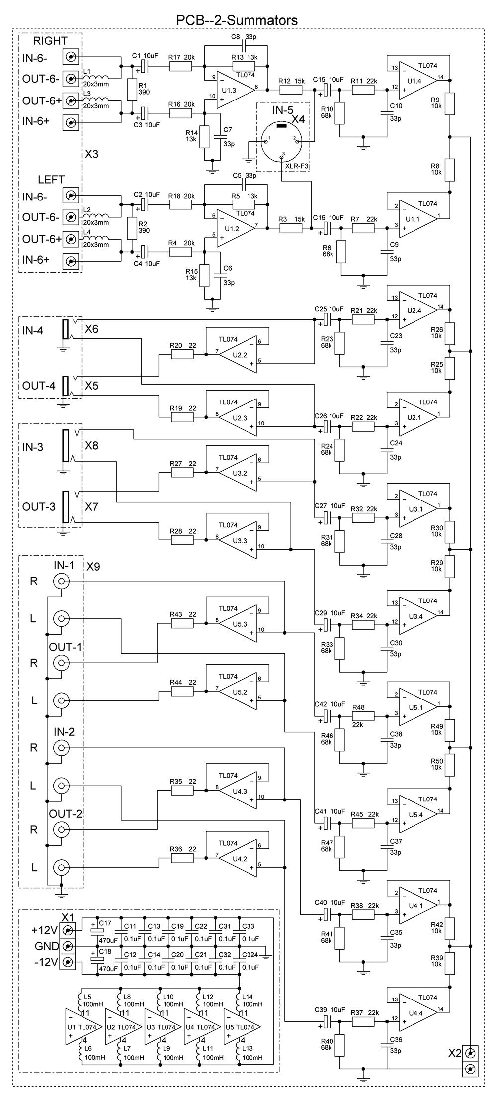 лампы дневного света включение электронные балласты схемы