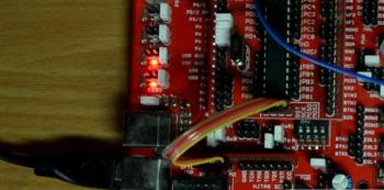 Двухканальный диммер DMX-512