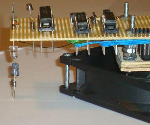 Digital Tachometer Using Arduino Plus Speed Control