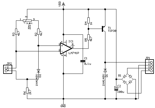 Контроллер вентиляторов