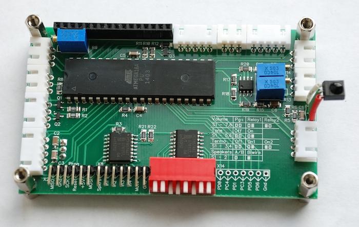Ctrl-Amp Контроллер
