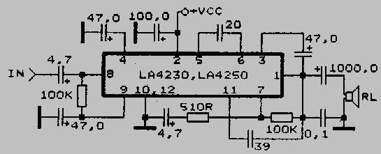 LA4230