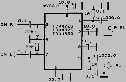 TDA2009A-U821B.