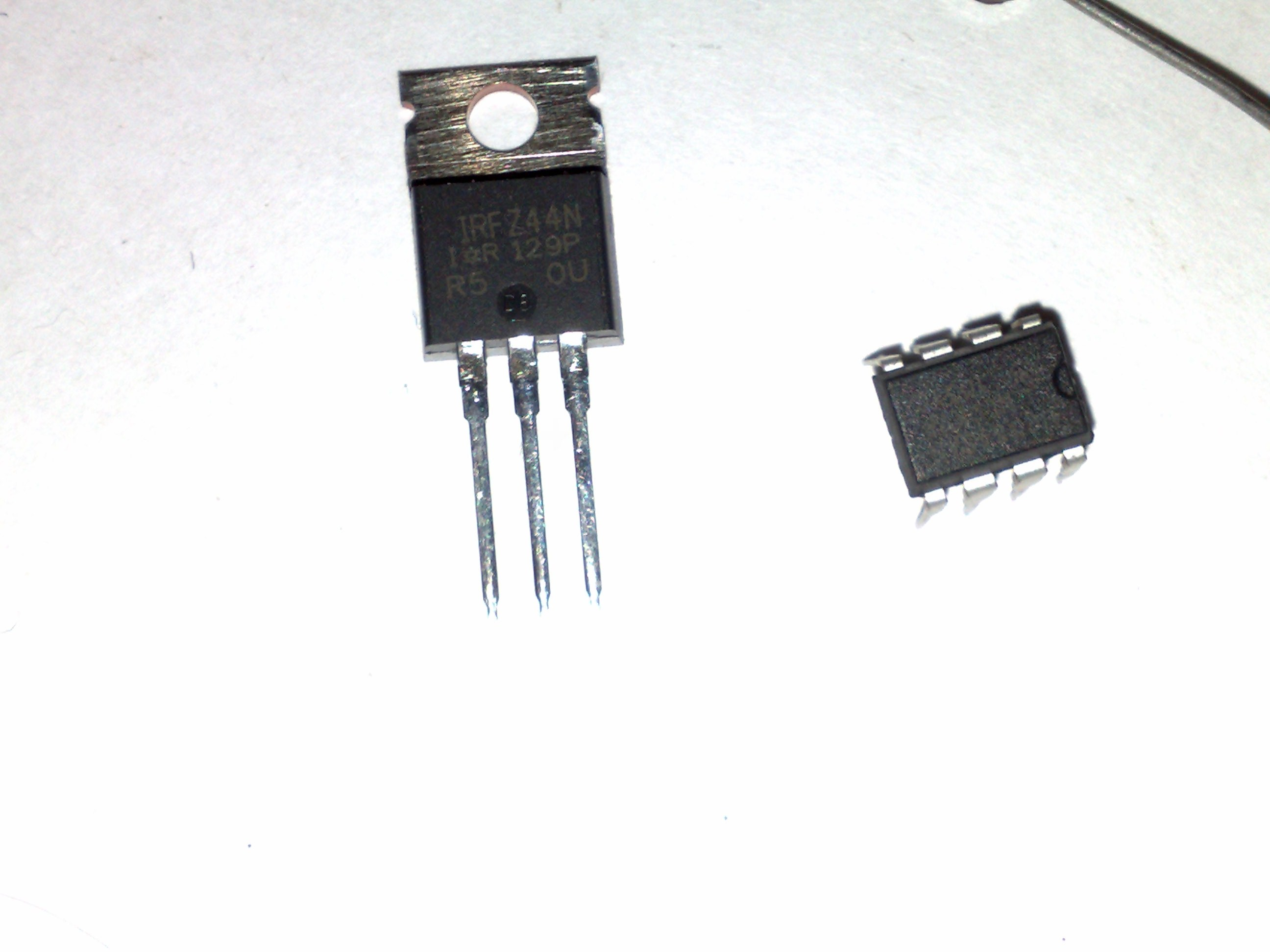 мощная катушка тесла схема на транзисторах