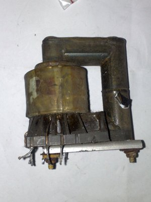 строчного трансформатора