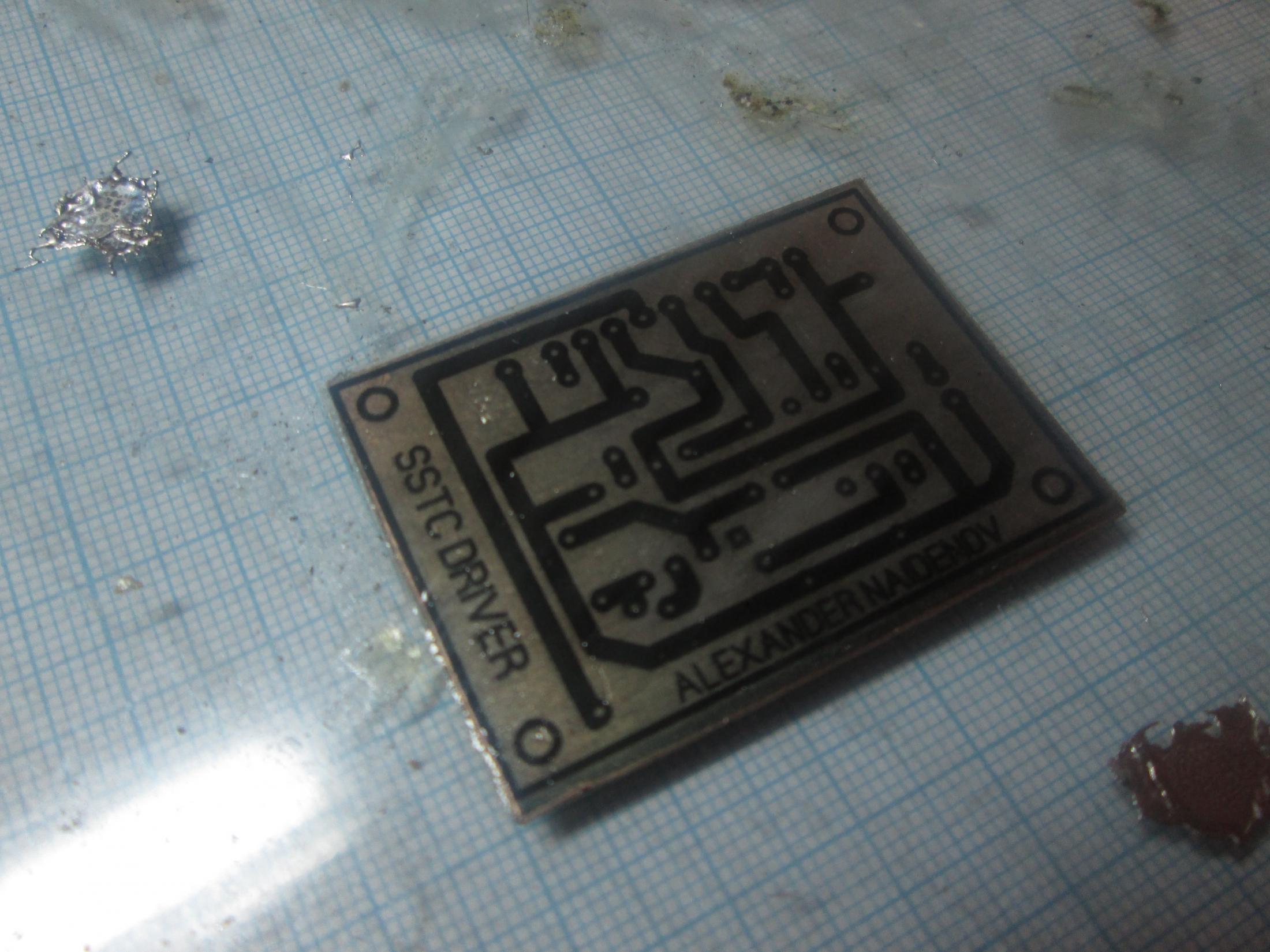 схема генератора тесла на полевых транзисторах