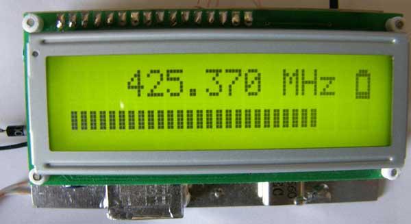 Индикатор уровня батареи питания имеет 5 уровней .  Самый низкий уровень...