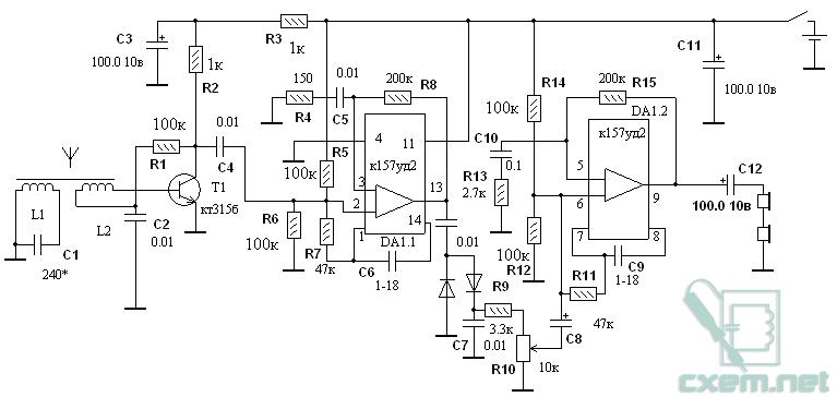 Наушники регулятор громкости схема фото 231
