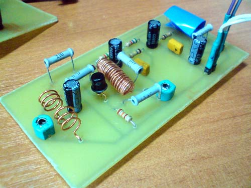 CHIPINFO - принципиальные схемы электронных устройств.  УКВ.