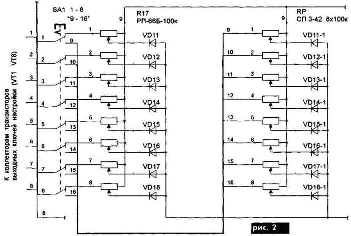 Электрическая схема подключения духовой шкаф