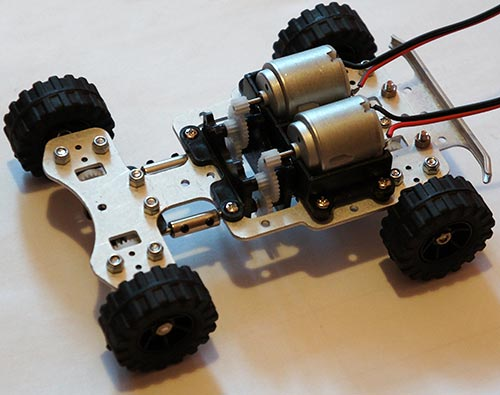 Платформа RC DIY Mini