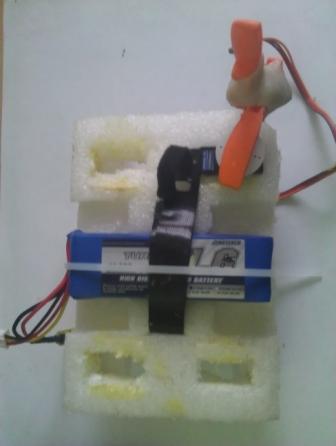 Робот паук на радиоуправлении своими руками 32