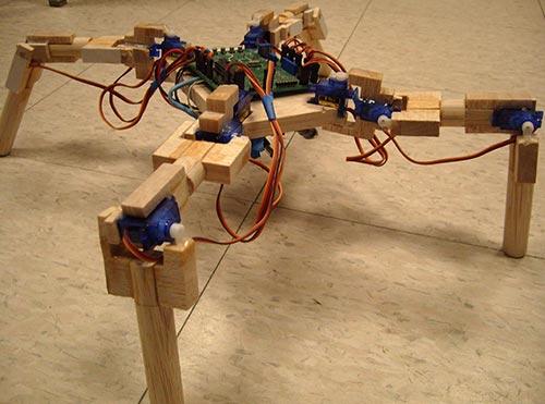Делаем своими руками роботов