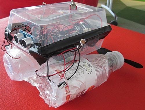Я использовал Arduino как