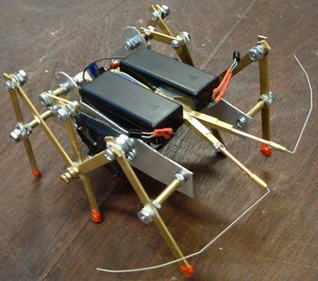 Как сделать простейшего робота в домашних условиях